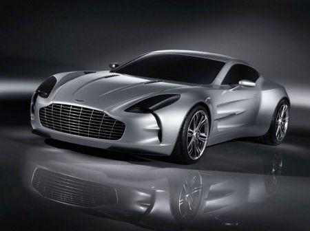 Aston Martin One-77, imágenes oficiales filtradas