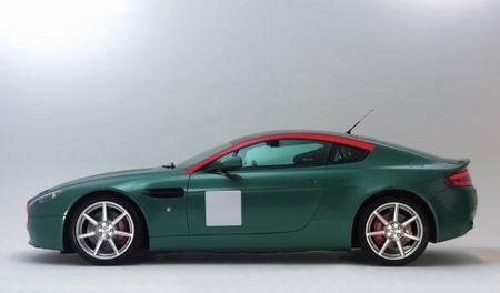 Aston Martin Rally GT Vantage