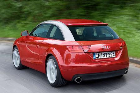 En Tokyo veremos el Audi A1 Concept