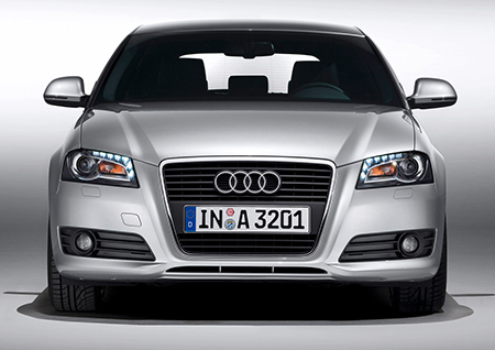 Restyling Audi A3 2009