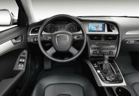 Fotos oficiales del nuevo Audi A4 2008