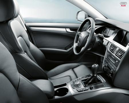 Vídeo y nuevas fotografías del Audi A4