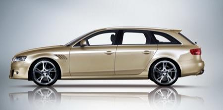 ABT prepara el Audi A4 Avant