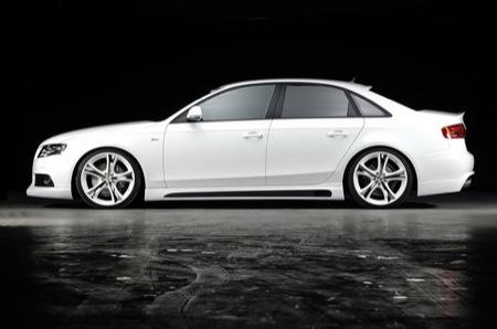 Rieger Tuning y su versión del Audi A4