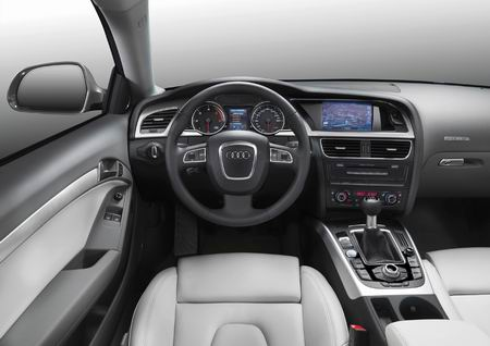 Audi  on Fotos Y Datos Oficiales Del Audi A5 Y Del Audi S5
