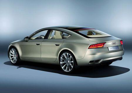 Audi Sportback Concept, el anticipo del A7