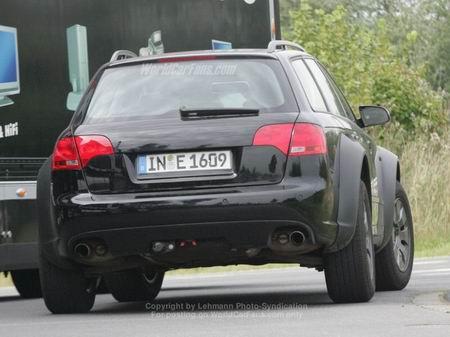 Fotos espía del Audi Q5