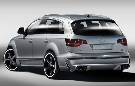 Audi Q7 preparado por PPI