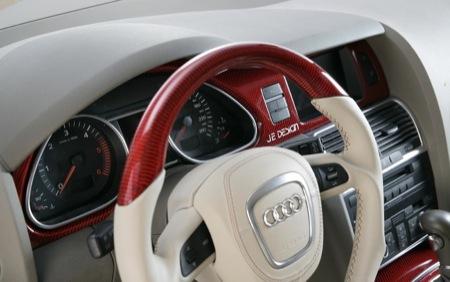 Audi Q7 Street Rocket por JE Design