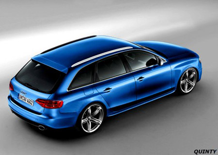 Audi Rs4 Avant 2011. Nuevo Audi RS4 Avant
