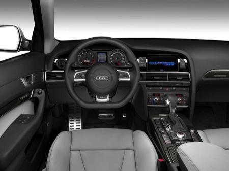 Audi RS6 Avant 2008, fotos oficiales