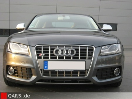 Audi S5, próximas luces LED traseras y MMi 3G