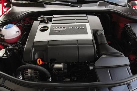Audi TT 2007 preparado por MTM