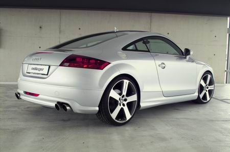 Audi TT hasta con 350 Cv gracias a Oettinger