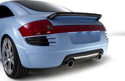 Audi TT preparado por Pogea: calisTTo con 600 Cv