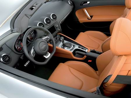 Audi TT Roadster 2007