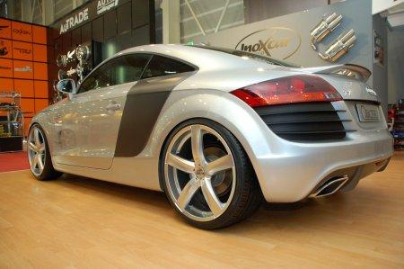 Audi TT RS preparado por Caractere