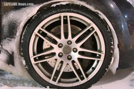 Audi TT RS, nuevas imágenes espía