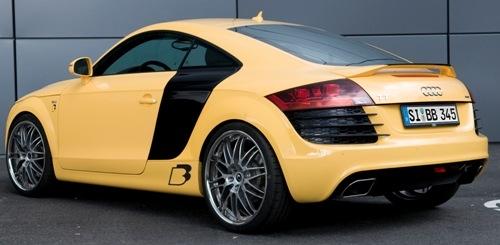 Audi TT-S por B&B