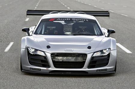 Audi R8 GT3, un carreras-cliente extremo