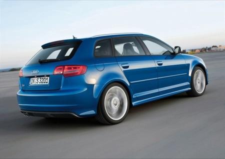 Audi S3, nueva caja de cambios S-Tronic de siete velocidades