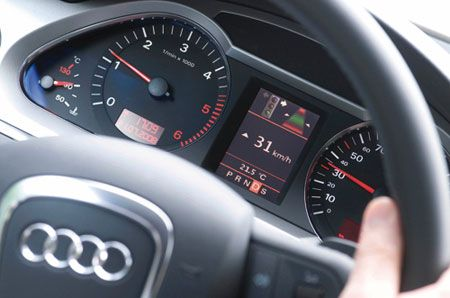 Audi Travolution, promoviendo una conducción eficiente