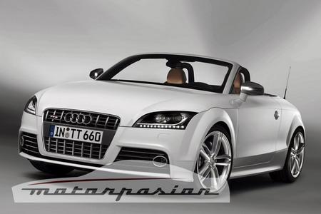 Audi TTS 2008