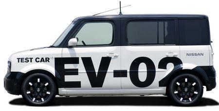 Nissan muestra sus avances para un futuro más ecológico