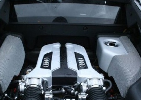 Motor Audi R8