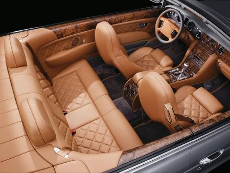 Bentley Azure T