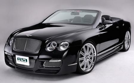 Bentley Continental GTC por ASI