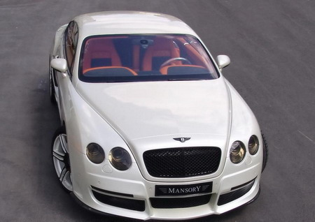 Bentley Continental GT Mansory