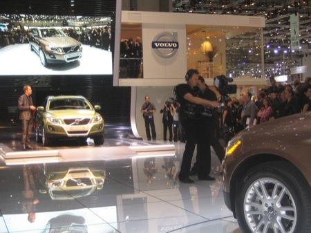 Volvo XC60 Salón de Ginebra presentación