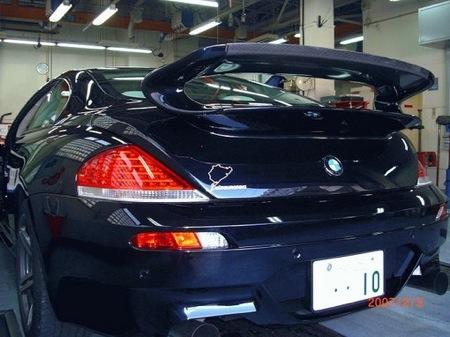 BMW Serie 6 versioneado como un Porsche 911 GT3