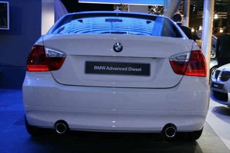 Detroit NAIAS Bmw 335d