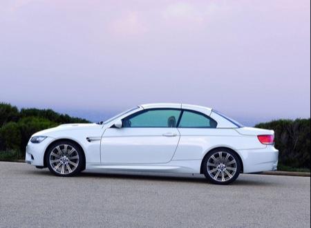 BMW M3 Cabrio 2009, fotos oficiales