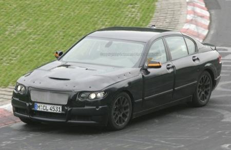 BMW M5 y M7, posibles versiones TwinTurbo