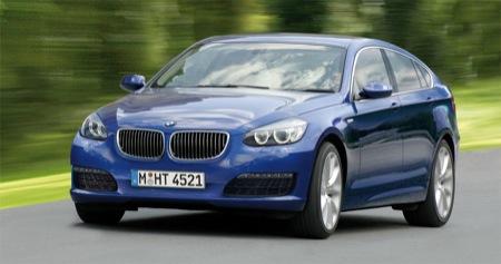 BMW PAS, recreación del Progressive Activity Sedan para 2010