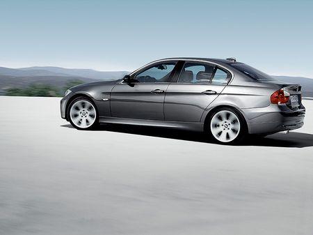 BMW prepara un Serie 3 de muy bajas emisiones