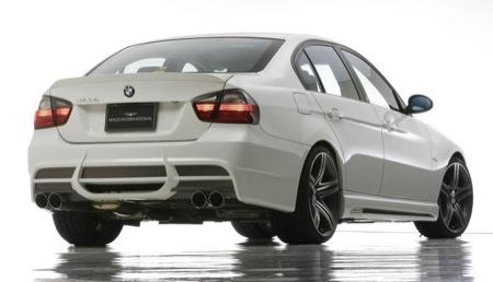 BMW Serie 3 visto por Wald