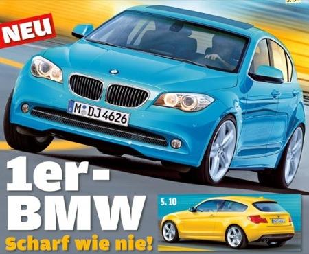 BMW Serie 1 F20, 2010-11