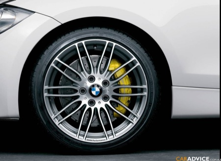 BMW Serie 1 Performance