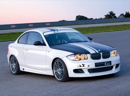 BMW Serie 1 Tii Concept, serie 1 coupé estilizado