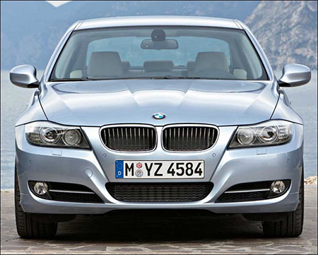 Restyling BMW Serie 3