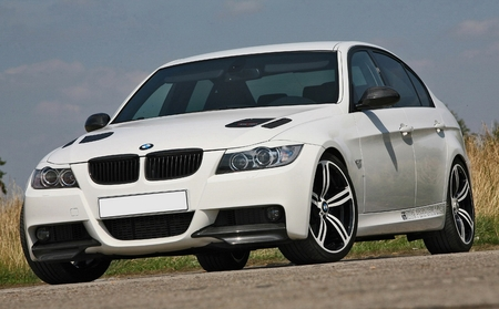 BMW Serie 3 por Inside Performance