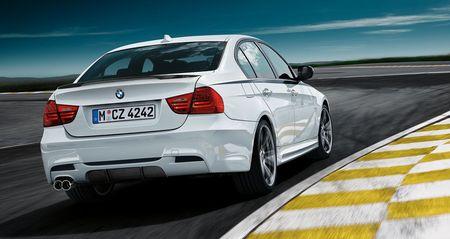 BMW Serie 3 Performance, imágenes oficiales y vídeo