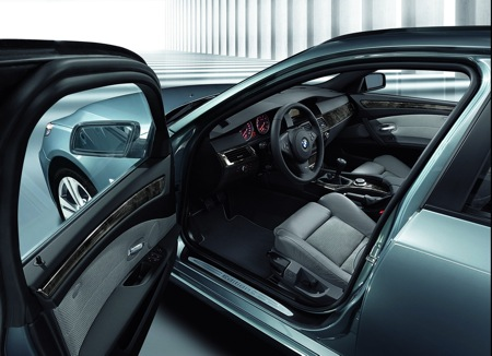 BMW Serie 5 2008, nuevas versiones especiales