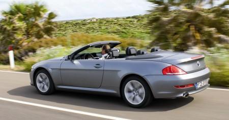 BMW Serie 6, lavado de cara e inclusión del 635d