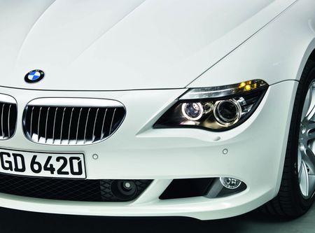 BMW Serie 6 2009, con un nuevo paquete deportivo