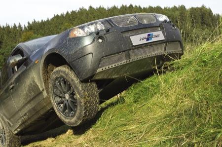Convierte tu SUV en todoterreno: <a href=